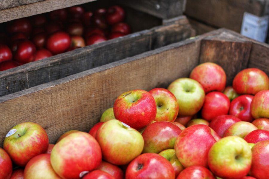 Bij iedere nieuwe aanmelding een fruitkist voor de Voedselbank
